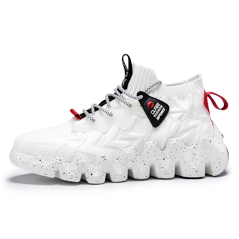 HEBRON Wave Reflex X9X Sneakers - Anrgo.com
